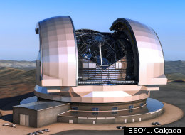 Green Light Given To Build World's Biggest Telescope