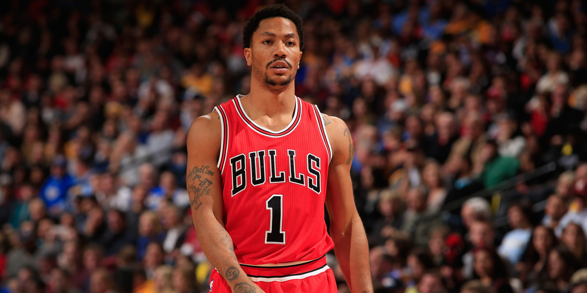 Bulls Derrick Rose Wears 'I Can't Breathe' Shirt At Game | The ...