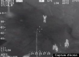 Fusillade à Moncton : l'arrestation de Justin Bourque en images (VIDÉO)