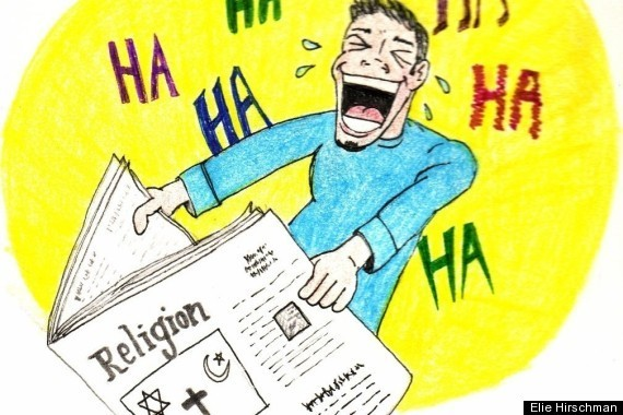 ATHEISTS HUFFPOST RELIGION