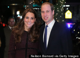 LOOK: Will And Kate Visit NYC