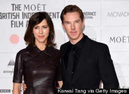 Benedict And Sophie Lead The Way At Independent Film Awards