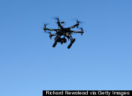 REPORT: Drone Nearly Crashed Into Jet At Heathrow