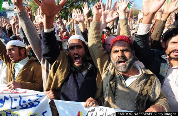 PAKISTAN ISLAM PROTEST
