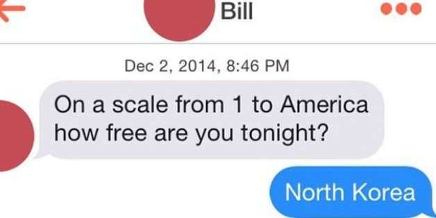 Funny online dating emails
