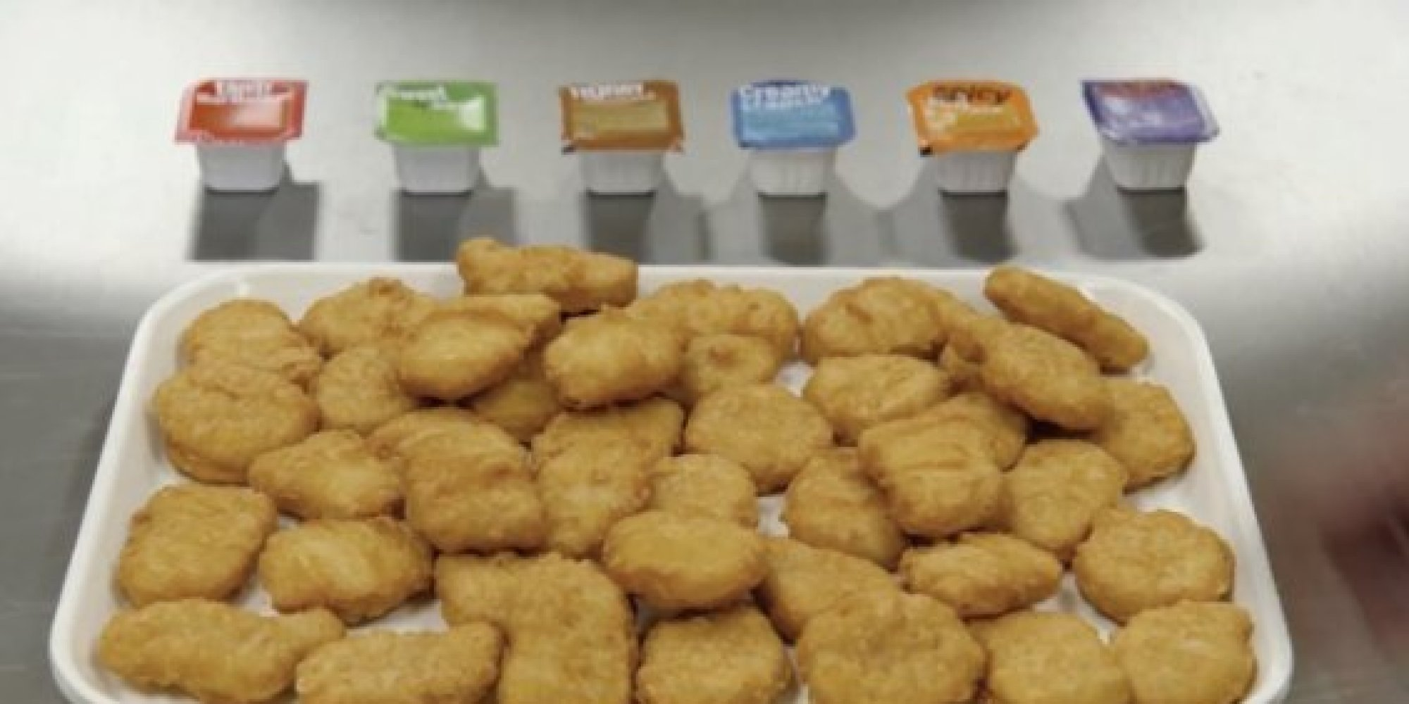 This Is What Chicken Mcnuggets Are Made Of, According To Mcdonald's   Huffpost