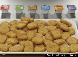 Forscher fanden DAS hier in Chicken McNuggets - McDonalds will nicht, dass ihr es seht