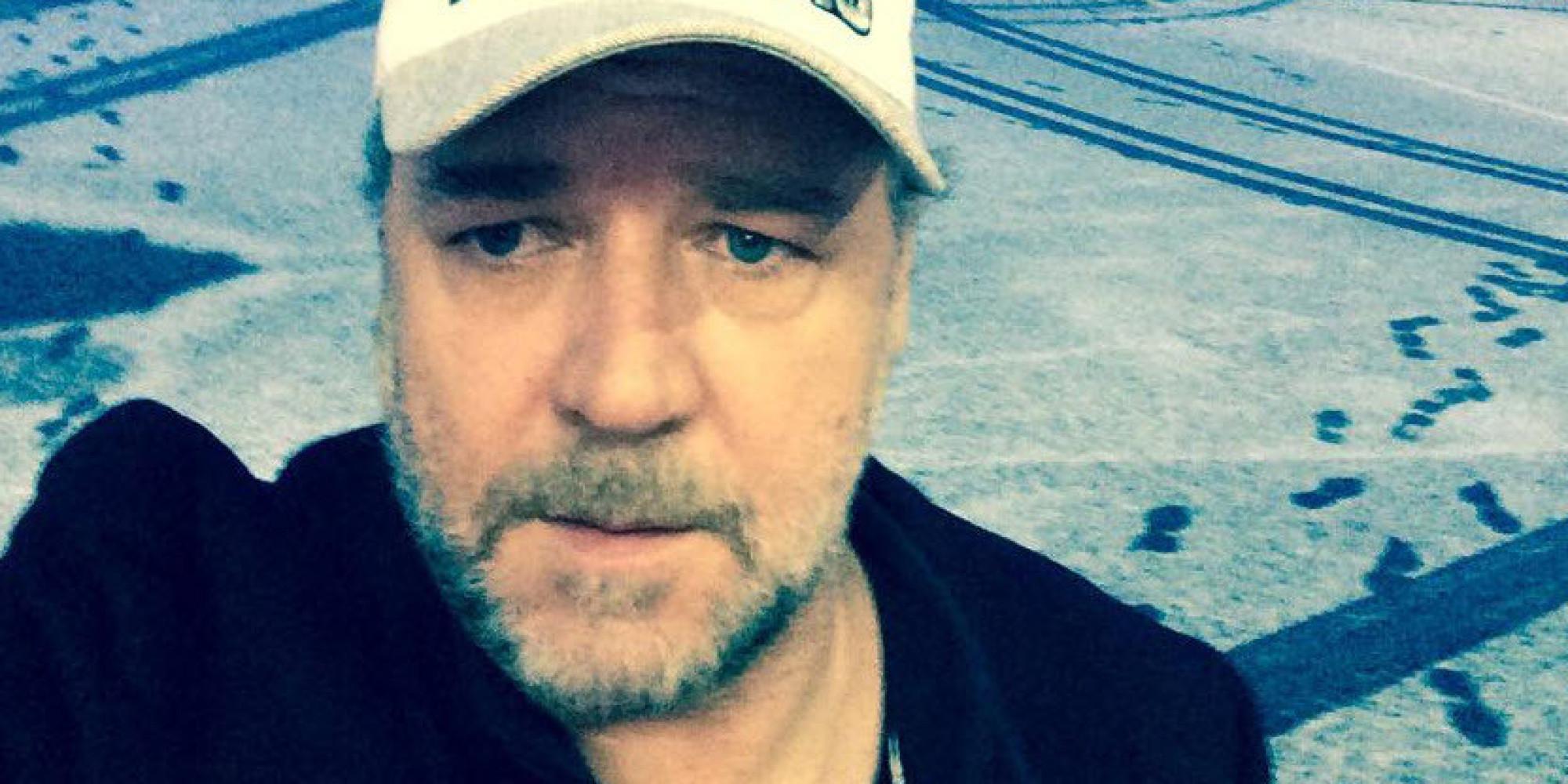Russell Crowe In Gande...