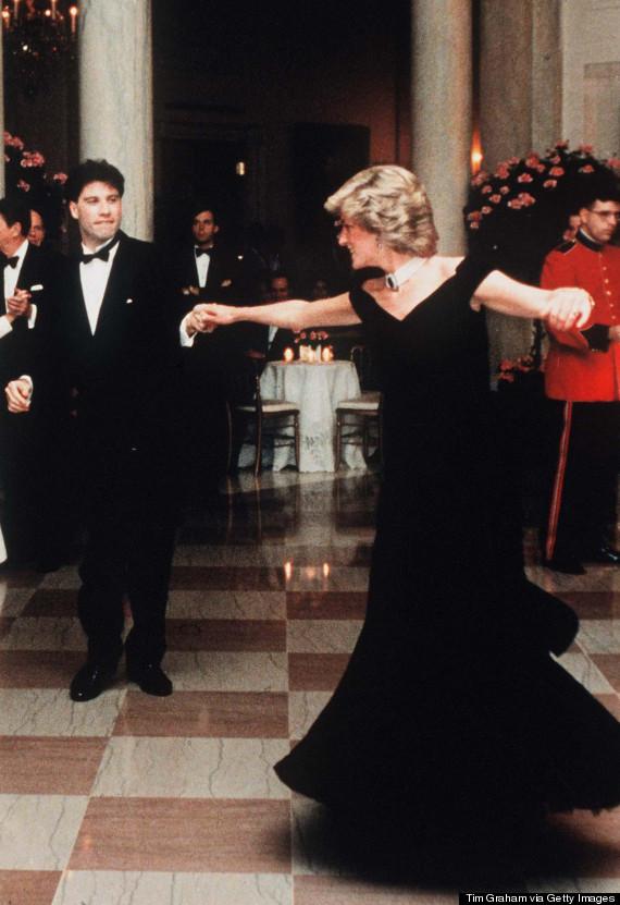 princess diana november 1985 white house