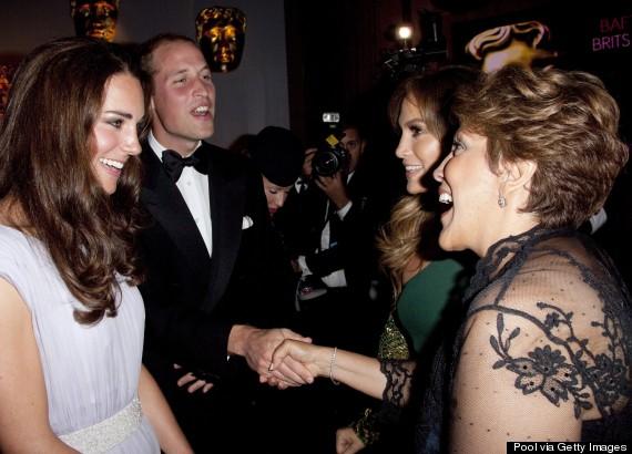 duke duchess of cambridge jennifer lopez