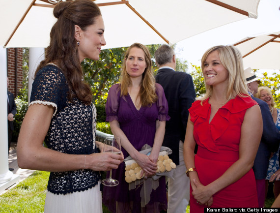 duchess of cambridge reese witherspoon