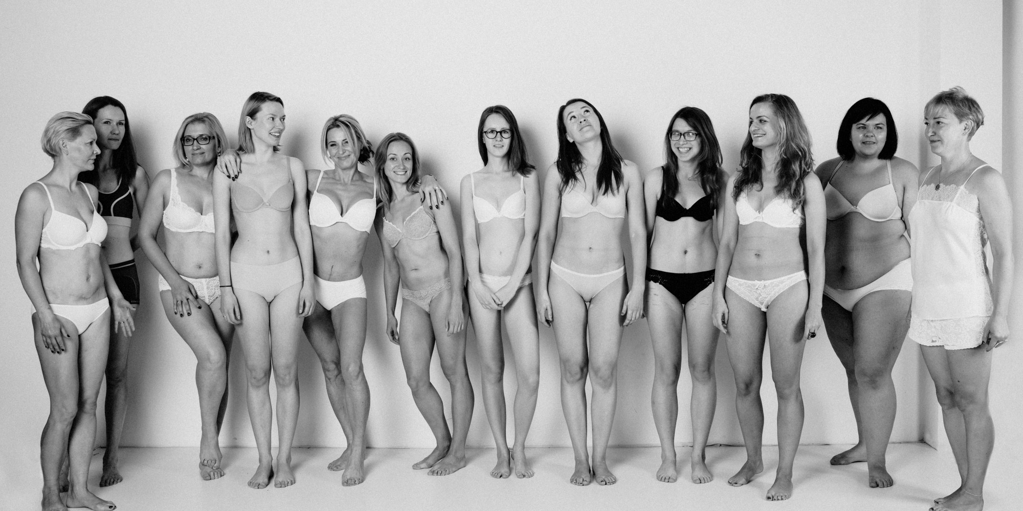 We.Women' Photo Project Shows Women Confronting Their Insecurities ...