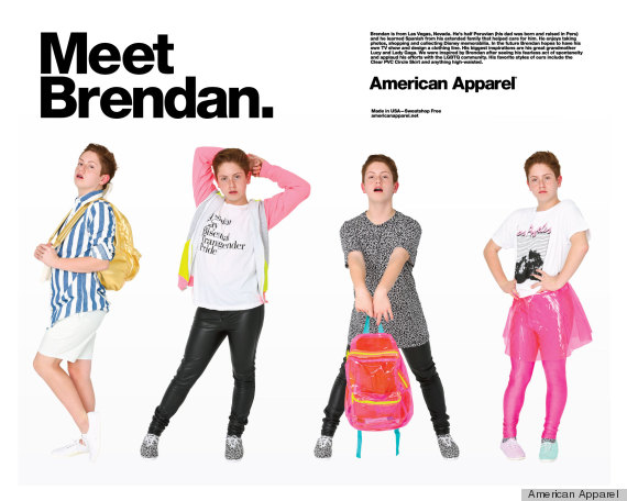Viral dancing sensation brendan jordan on american apparel and perfecting the stank face huffpost - Fashion diva tv ...