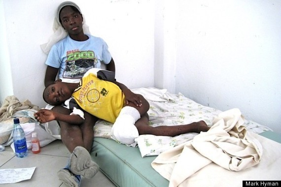 HAITI SURVIVOR