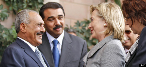 Hillary Clinton Middle East