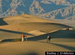 PHOTOS: Death Valley in Winter