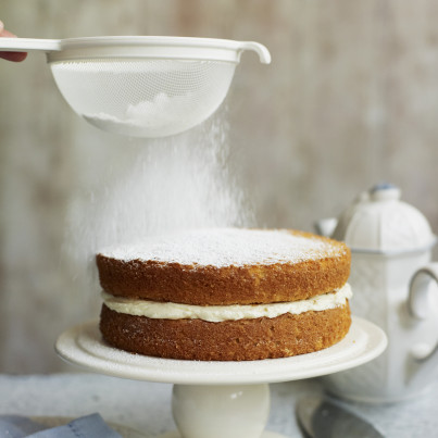 Can You Make Cake Using Icing Sugar