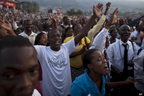 PEOPLE OF HAITI