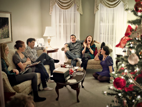 7 Things That Will Happen When You're Home For The Holidays