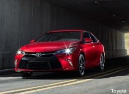 Toyota Camry 2015: Un familiar muy confiable (Prueba de Manejo)