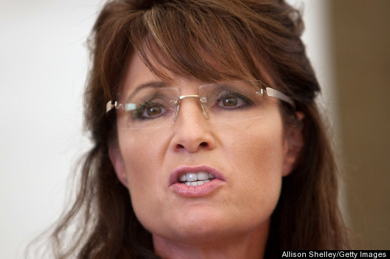 PALIN BLOOD LIBEL