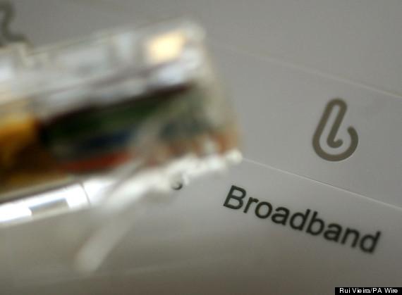 superfast broadband