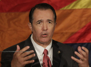 Trent Franks Arizona Gun