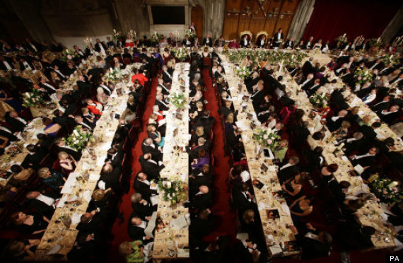 banquet london westminster
