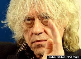 Bob Geldof Has A Message For All Those Critics Of The New Band Aid Single...