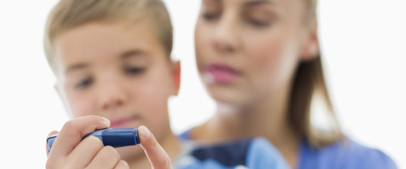 MOTHER CHILD DIABETES