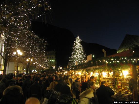 Bolzano Italy  city photos gallery : bolzano italy christmas