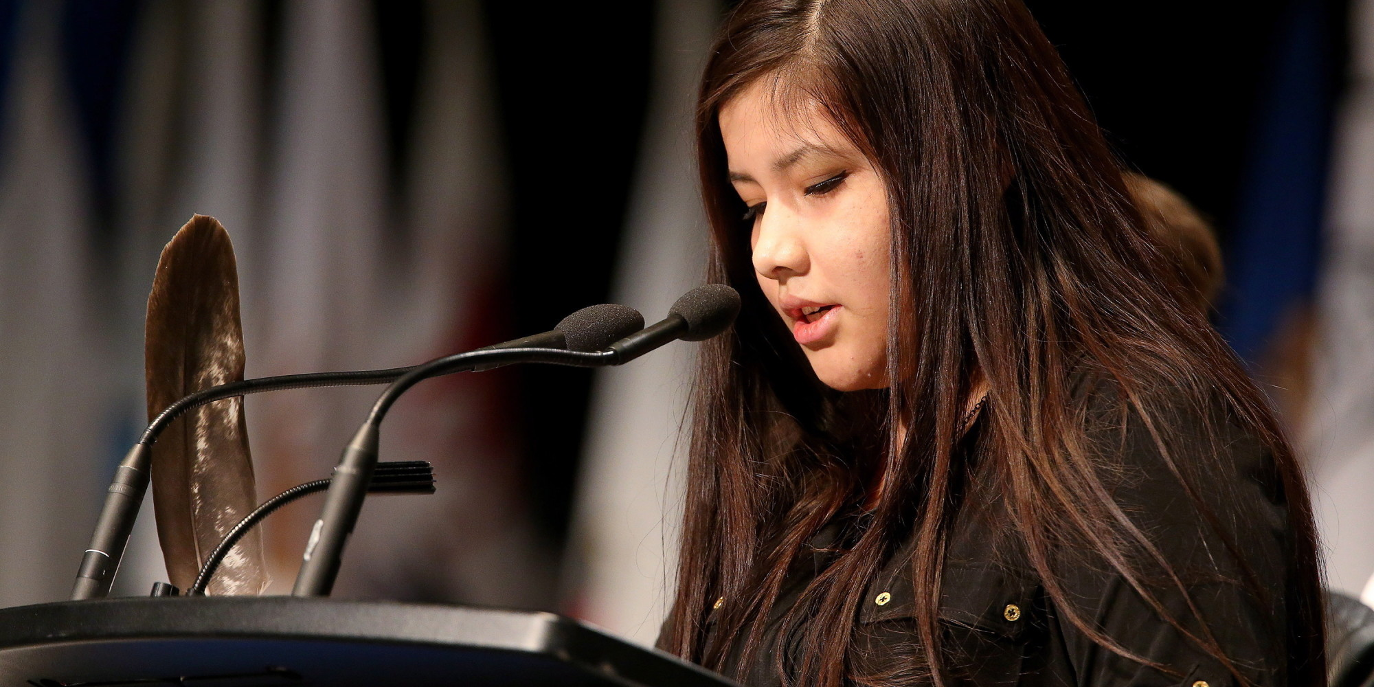 Rinelle Harper calls for a National Inquiry on Missing and