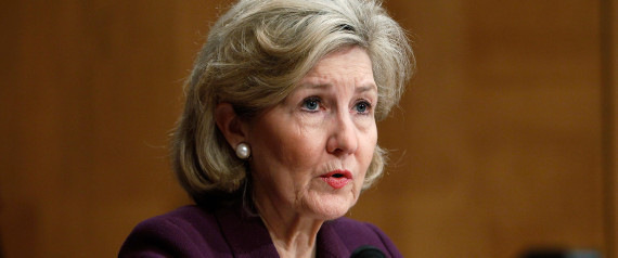 Kay Bailey Hutchison Resigning Senate Post