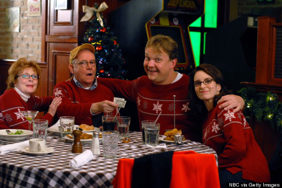 30 rock ludachristmas - Best Christmas Episodes