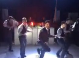 When Your Groomsmen Are Pro Dancers, This Is Bound To Happen