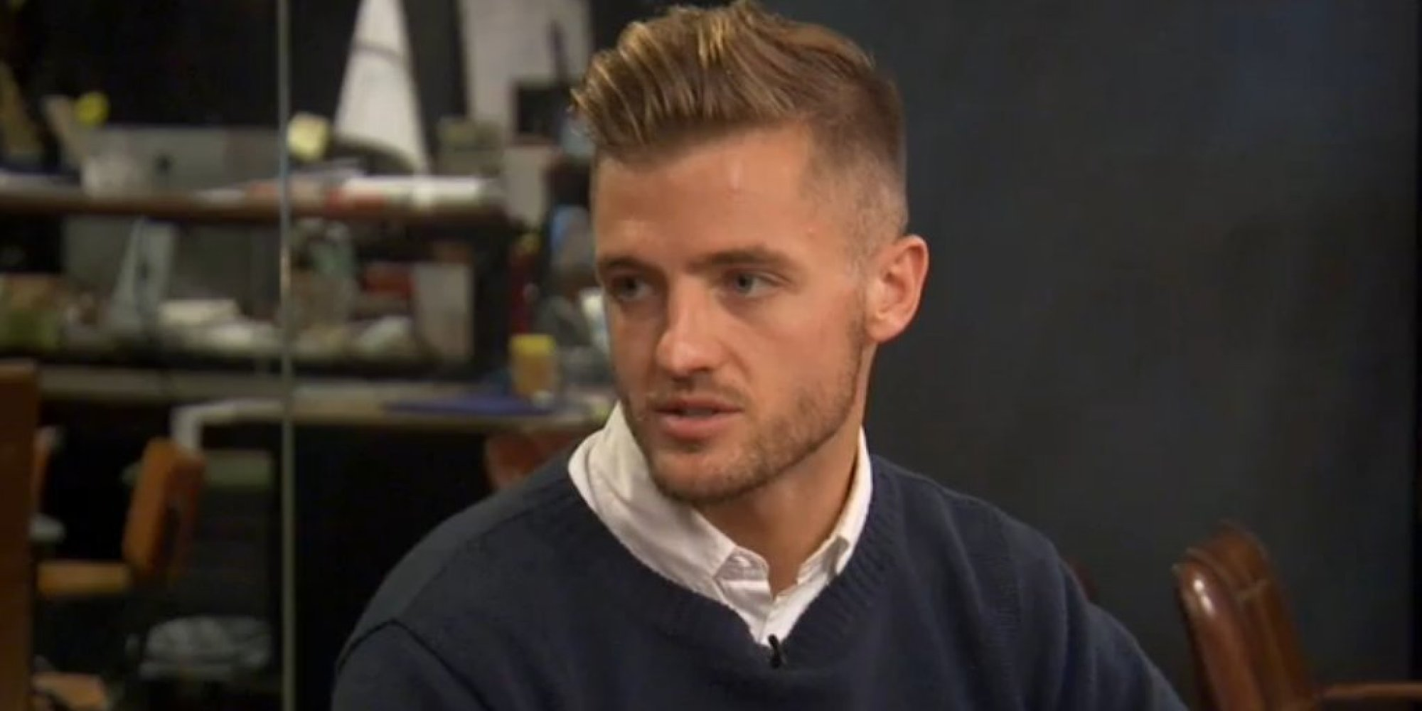 Robbie Rogers Blasts Fifa Over Anti Gay World Cup Sites