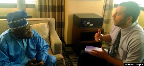 Five Things I Learned From Talking to a Nigerian President