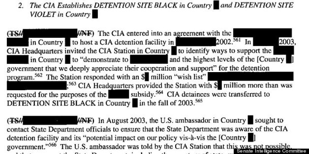 cia foreign governments