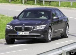 $94,000 BMW Stolen At Detroit Auto Show
