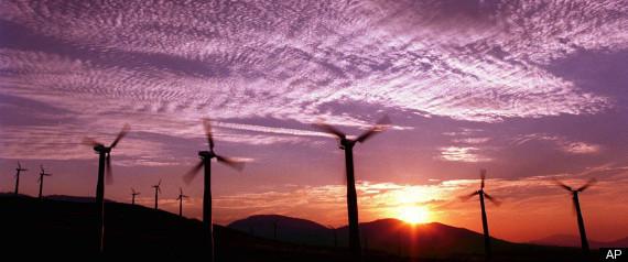 LOS ANGELES WIND ENERGY