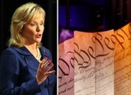 Mary Fallin Offend Constitution