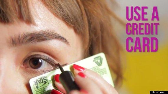 eyeliner hack