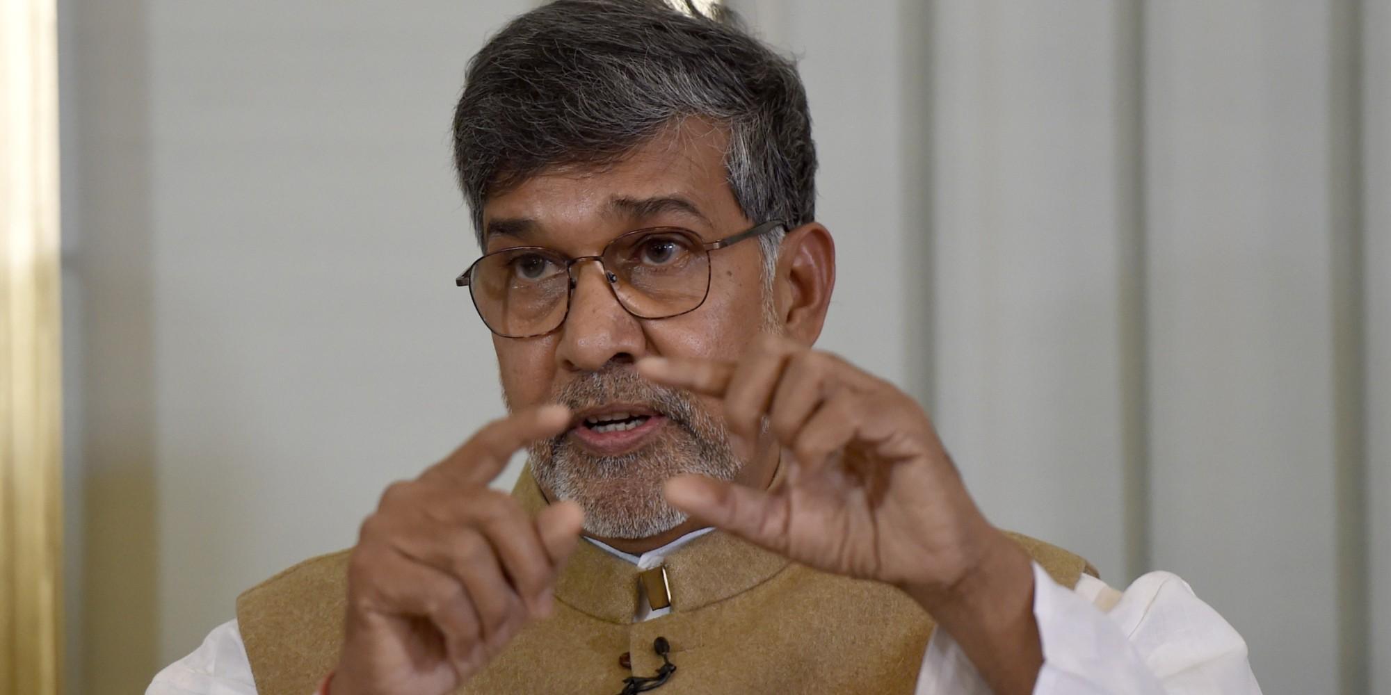 Kailash Satyarthi s Most  Kailash Satyarthi Quotes