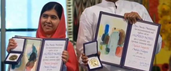 malala re oit son prix nobel de la paix avec l 39 indien kailash satyarthi. Black Bedroom Furniture Sets. Home Design Ideas