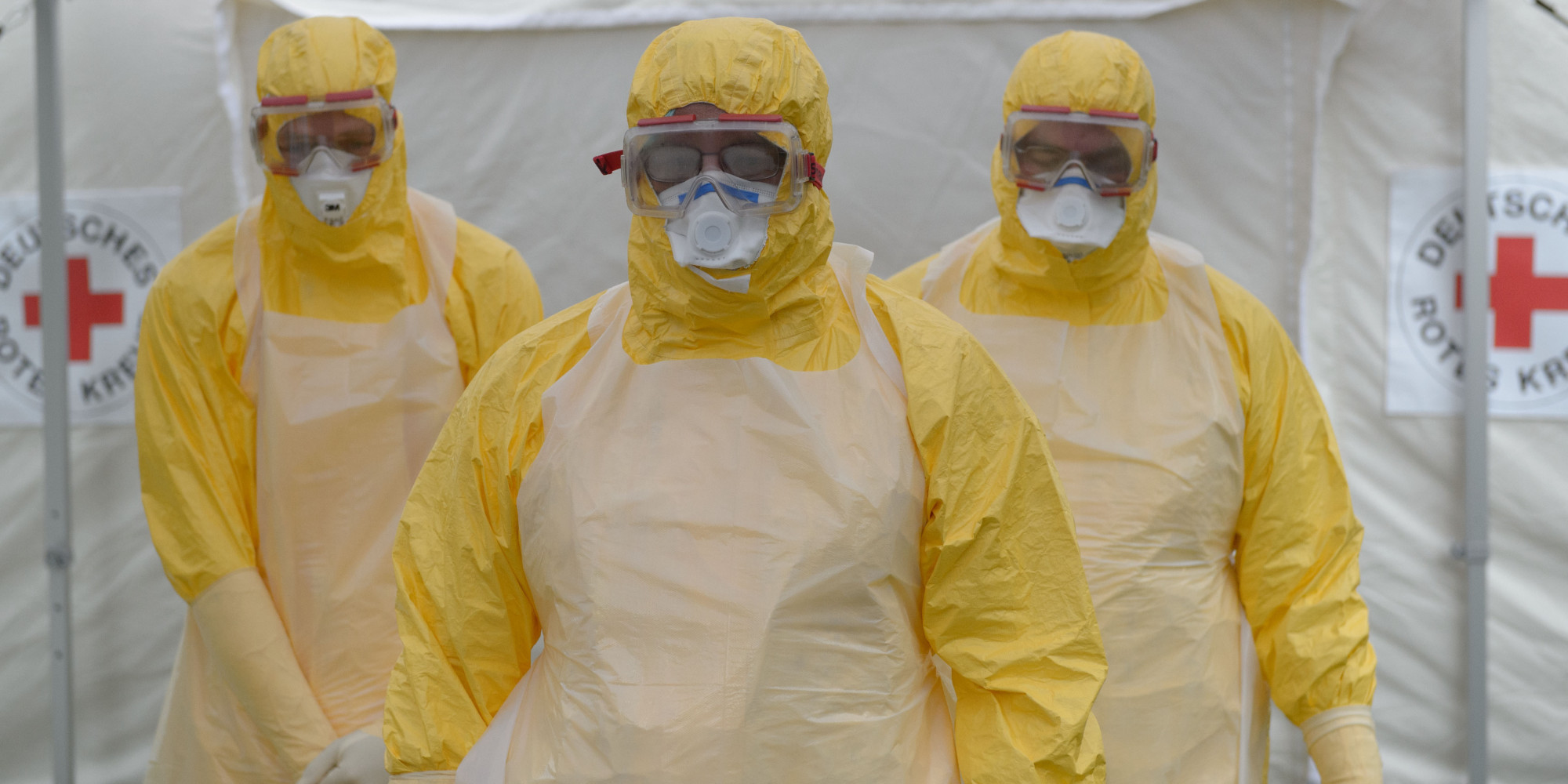 Ebola Fighters Are Time Magazine S Person Of The Year In 2014