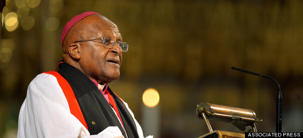 Archbishop Tutu Treated For Prostate Cancer