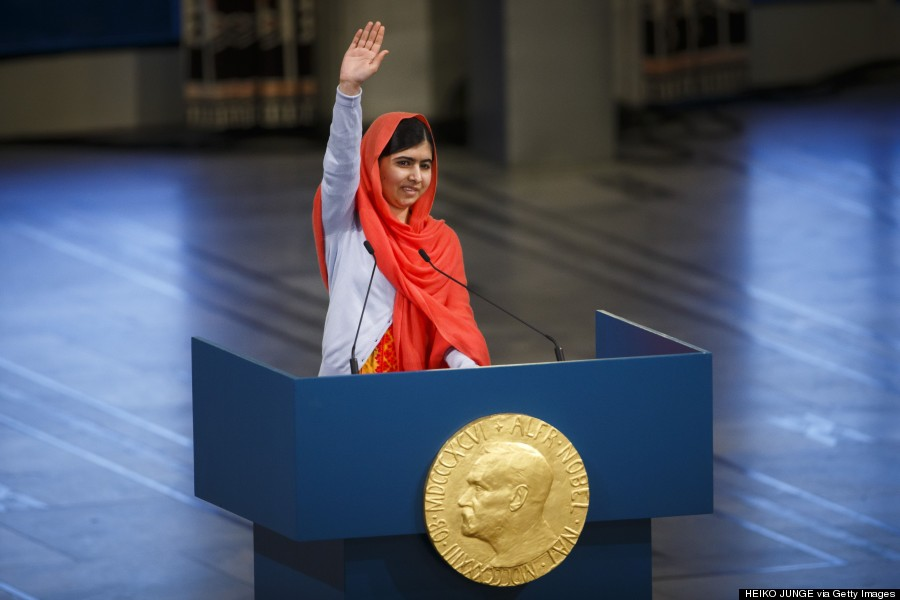 Malala Yousafzai Rede