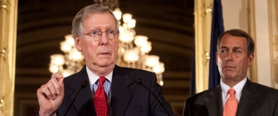MITCH MCCONNELL JOHN BOEHNER CIVILITY