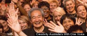 CREATIVITY AUSTRALIA WITH ONE VOICE