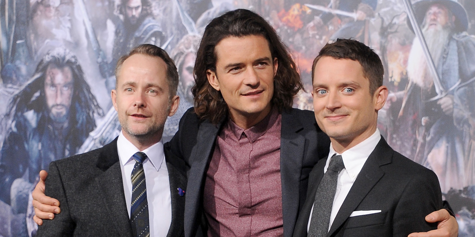 Elijah Wood Reunites With Lord Of The Rings Co Stars On